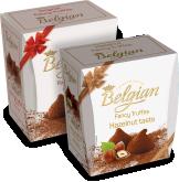Dobozos Belgian csokoládék